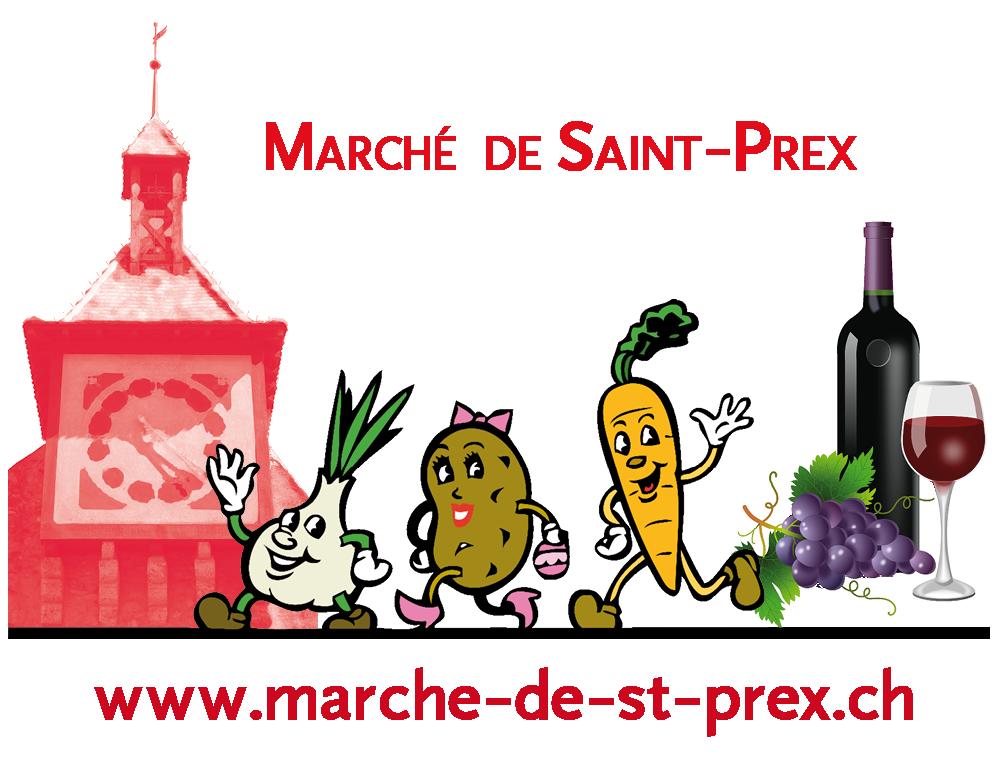 Marché de St-Prex